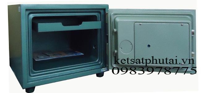 Két sắt Hòa Phát đổi mã cao382 KS50N-DM