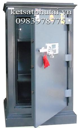 Két sắt Adelbank khóa điện tử báo động AE1330