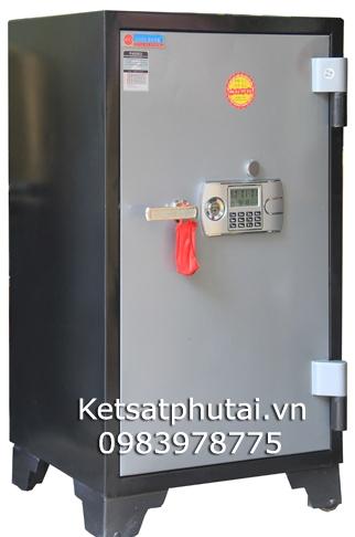 Két sắt cỡ lớn khóa điện tử Adelbank VE1200