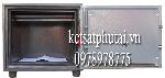 Két sắt giá rẻ Goldbank chống cháy GVC55 - Đại Cát
